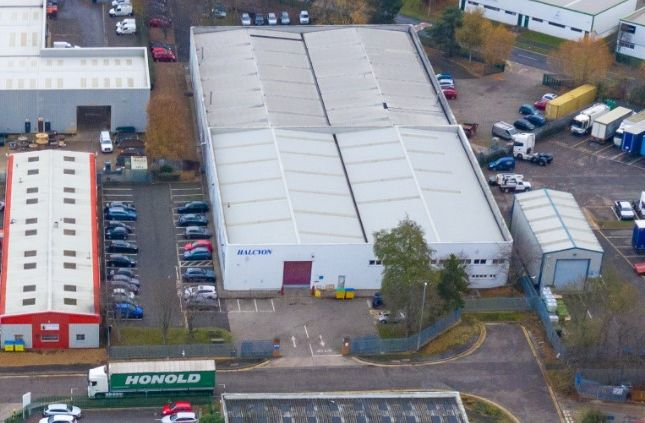 Thumbnail Warehouse for sale in 3 Pennard Close, Brackmills, Northampton