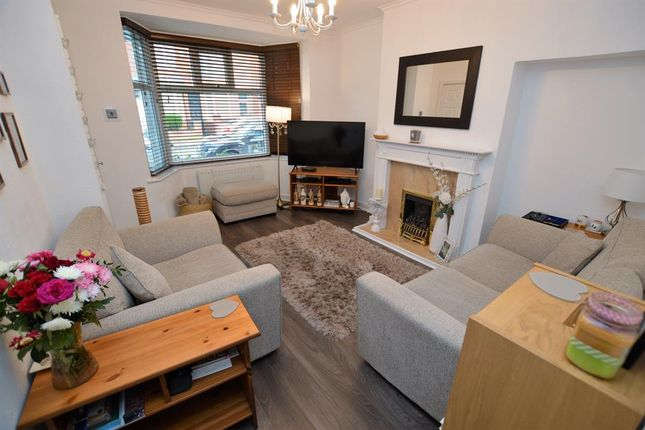 Living Room of Railway Street, Wigston LE18