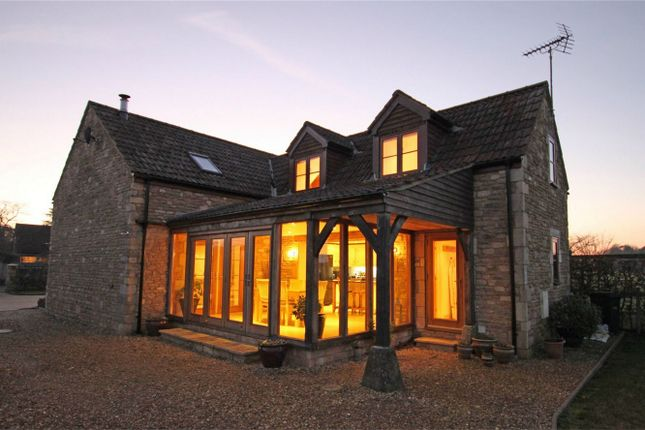Thumbnail Barn conversion for sale in The Gables, Maplecroft, Leigh Road, Bradford On Avon