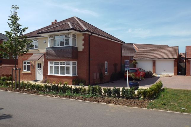 Thumbnail Detached house for sale in Beauty Bank, Evesham