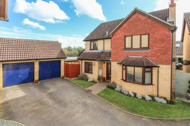 4 bed detached house for sale in Frowd Close, Fordham, Ely