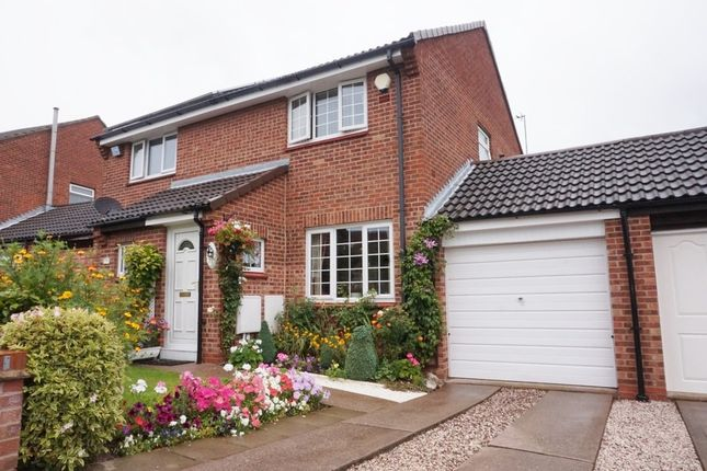 Semi-detached house for sale in Berryfields Road, Walmley, Sutton Coldfield