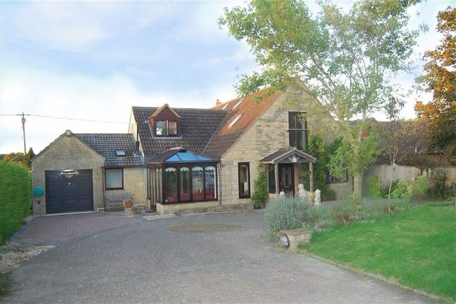 Thumbnail Detached house for sale in Greenhill, Swindon, Wiltshire