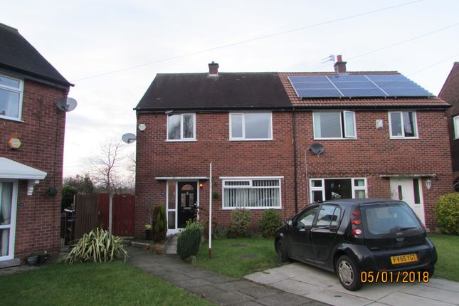 Thumbnail Semi-detached house to rent in Pendle Road, Denton