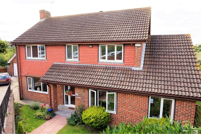 Thumbnail Detached house for sale in Barleymow Close, Chatham