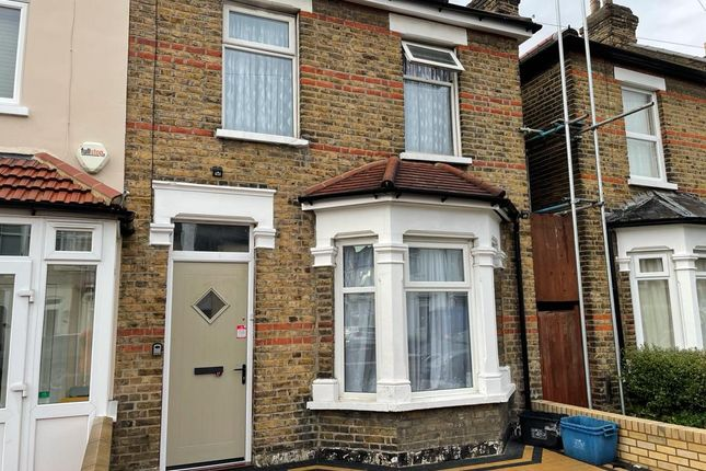 2 bed end terrace house for sale in Hunter Road, Ilford IG1