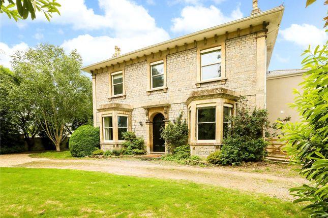 Thumbnail Detached house for sale in The Park, Keynsham, Bristol