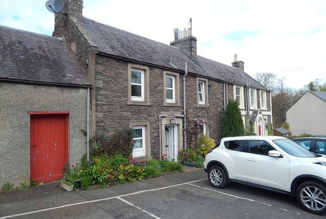 Thumbnail Terraced house for sale in The Avenue, Lauder