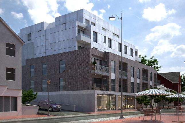 Thumbnail 3 bed flat for sale in Calum Court, Central Purley