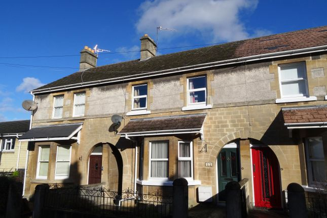Thumbnail Terraced house to rent in Inverness Road, Bath