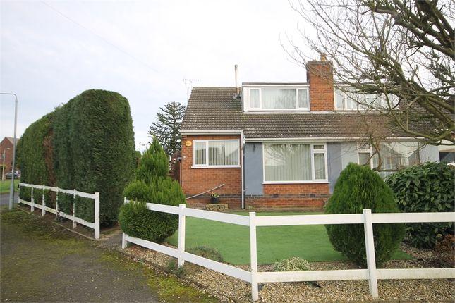 Semi-detached house for sale in Riverside Road, Newark, Nottinghamshire.