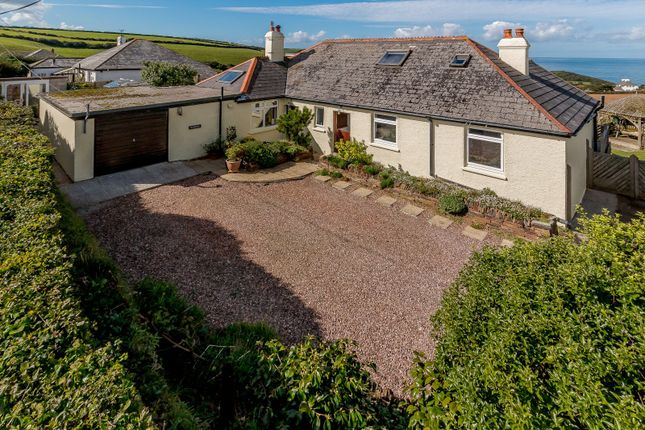 Thumbnail Bungalow for sale in Crackington Haven, Bude, Cornwall