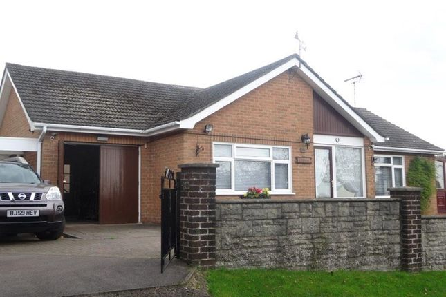 Thumbnail Bungalow for sale in St. Annals Road, Cinderford
