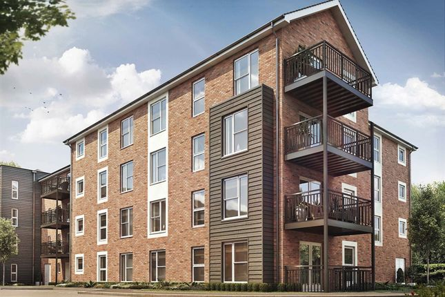"""Thumbnail Flat for sale in """"Two Bedroom Apartment"""" at Dukeminster Estate, Dunstable"""