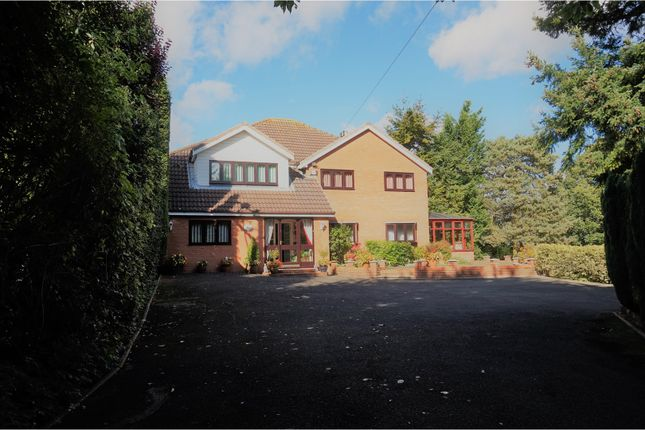 Thumbnail Detached house for sale in Church Lane, Bridgnorth