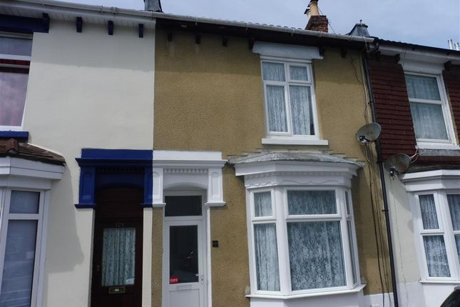 Thumbnail Property to rent in Ernest Road, Portsmouth