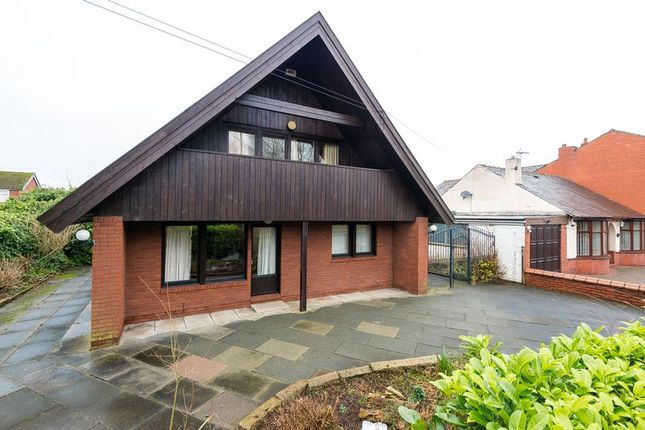 Thumbnail Detached house for sale in Wigan Road, Leigh