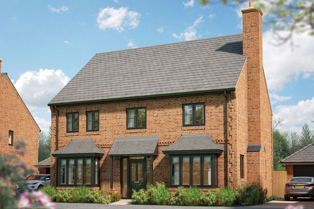 """Thumbnail Detached house for sale in """"The Lime"""" at Field End, Witchford, Ely"""