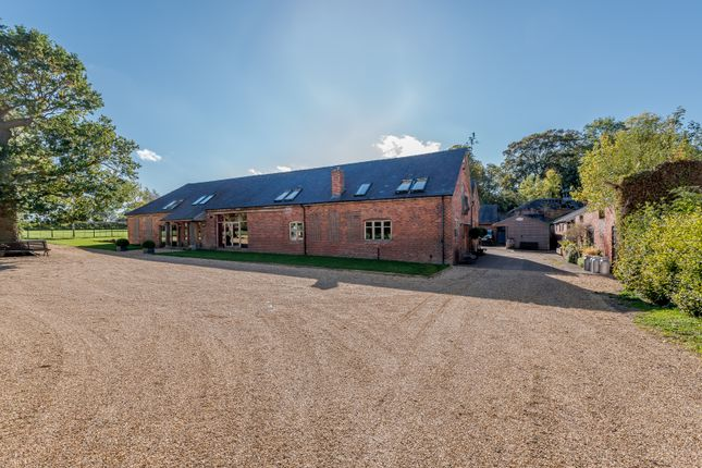 Thumbnail Barn conversion for sale in Wem Road, Clive, Shrewsbury
