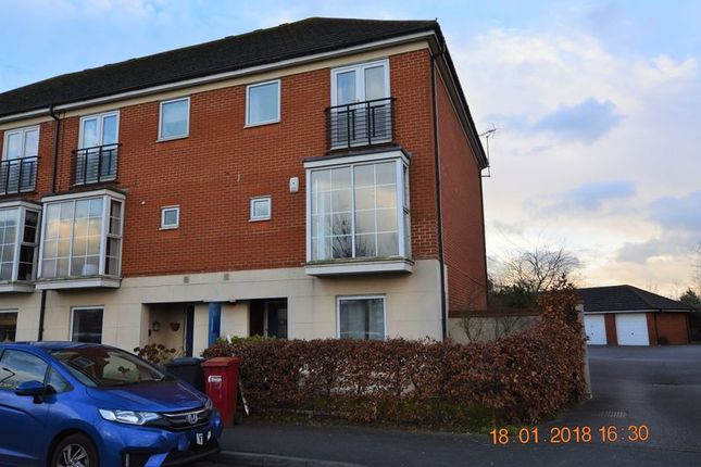 Thumbnail Terraced house to rent in Grasholm Way, Langley, Slough
