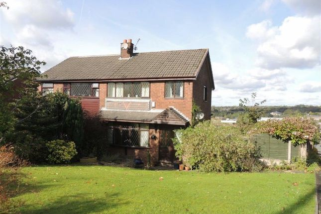 3 bed semi-detached house for sale in Hawthorn Drive, Stalybridge