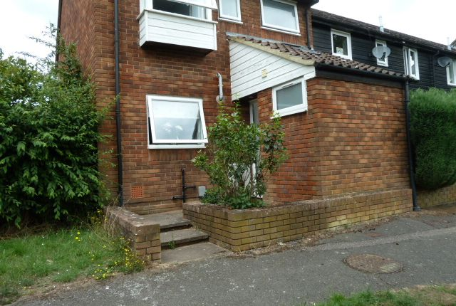 Thumbnail Terraced house to rent in Bittern Close, Stevenage