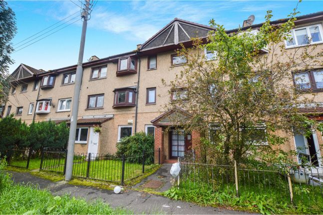 Thumbnail Flat for sale in Finlarig Street, Glasgow