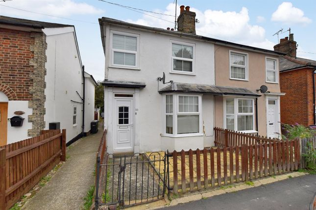 Thumbnail Semi-detached house for sale in New Street, Halstead