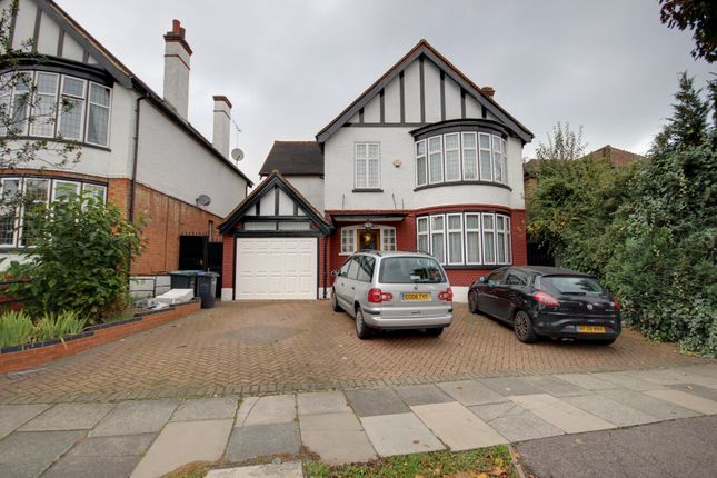Thumbnail Detached house for sale in Vera Avenue, Winchmore Hill