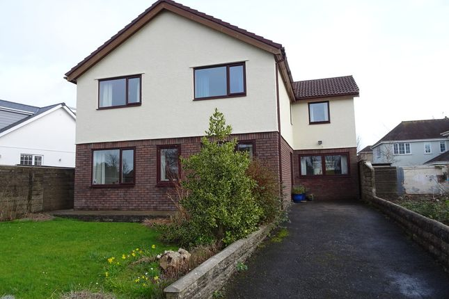 Thumbnail Detached house for sale in Danygraig Avenue, Porthcawl