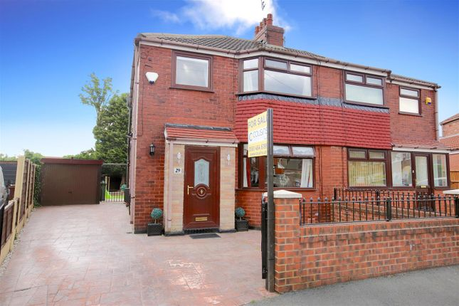 Thumbnail Semi-detached house for sale in Alexander Avenue, Failsworth, Manchester