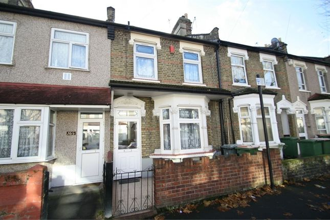 3 bed terraced house for sale in Rosebery Avenue, Manor Park, London