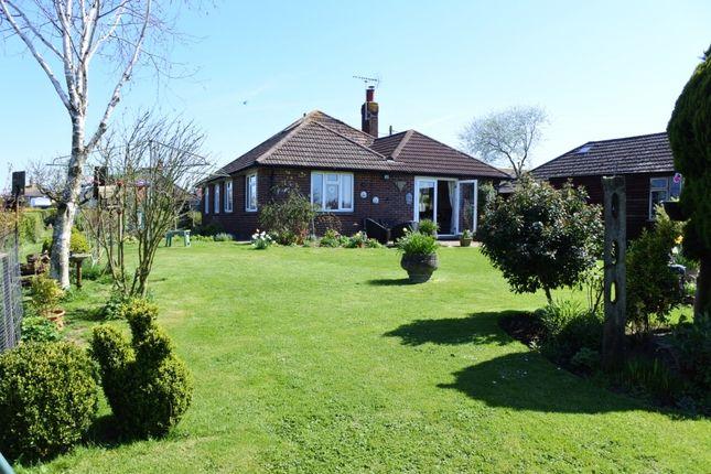 Thumbnail Detached bungalow for sale in Head Lane, East Stour, Gillingham, Dorset