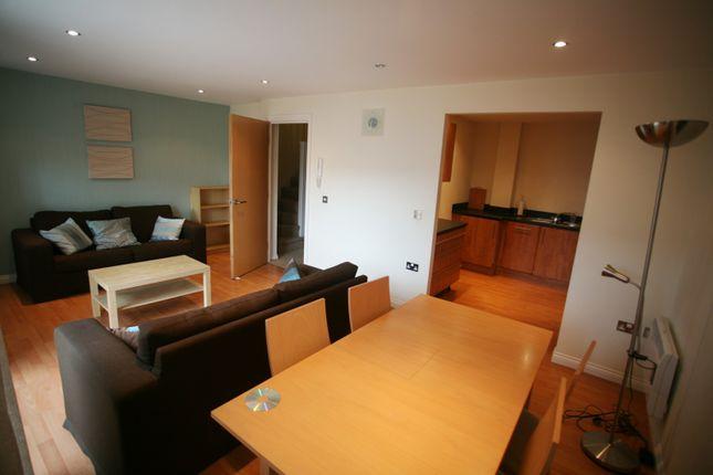 Thumbnail Flat to rent in Curzon Place, Gateshead Quays, Gateshead