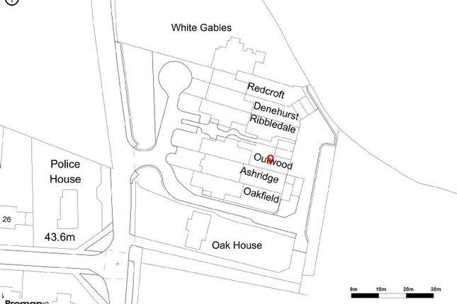 Site Plan of Ashley Road, Hale, Altrincham WA15