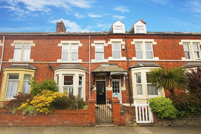 Thumbnail Terraced house for sale in Lindisfarne Terrace, North Shields