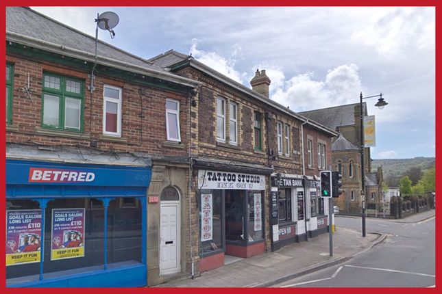 Thumbnail Flat for sale in Tredegar Street, Risca