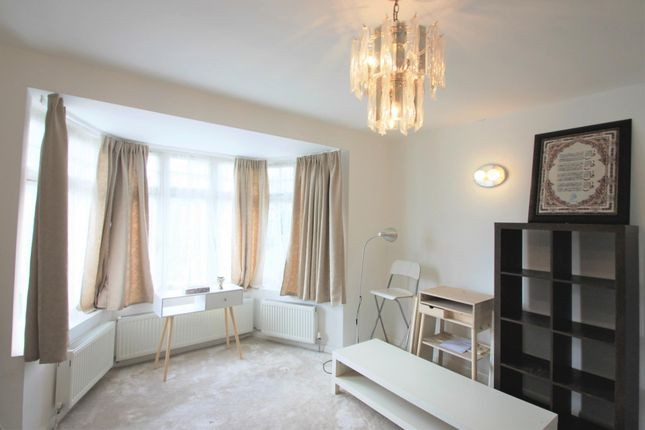 Thumbnail Terraced house to rent in Corringham Road, Wembley