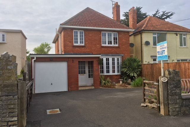 Thumbnail Detached house to rent in Vestry Road, Street