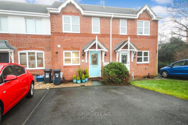 Thumbnail Terraced house to rent in Forest Walk, Buckley