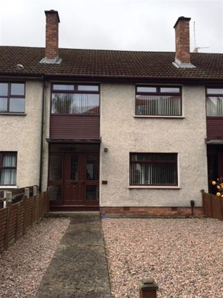 Thumbnail Terraced house to rent in Kilwarlin Walk, Belfast