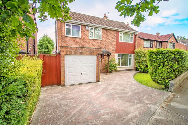 Thumbnail Detached house for sale in Spital Road, Bebington