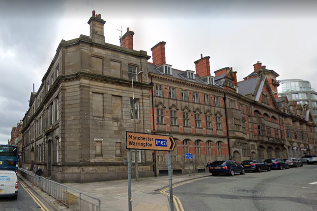 Thumbnail Leisure/hospitality for sale in 111 Dale Street, Liverpool
