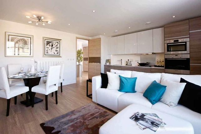 Thumbnail Flat for sale in Marine Wharf, 3rd Floor Endeavour House, London