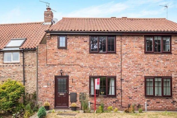 Thumbnail Cottage to rent in Black Dykes Lane, Upper Poppleton, York