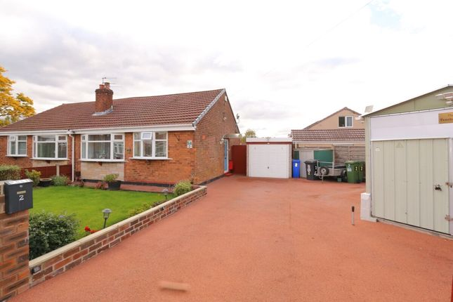 Thumbnail Bungalow for sale in Haweswater Close, Denton, Manchester