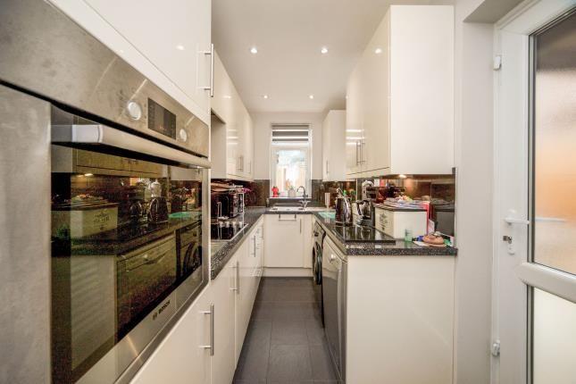 Kitchen of Normanton Park, London E4
