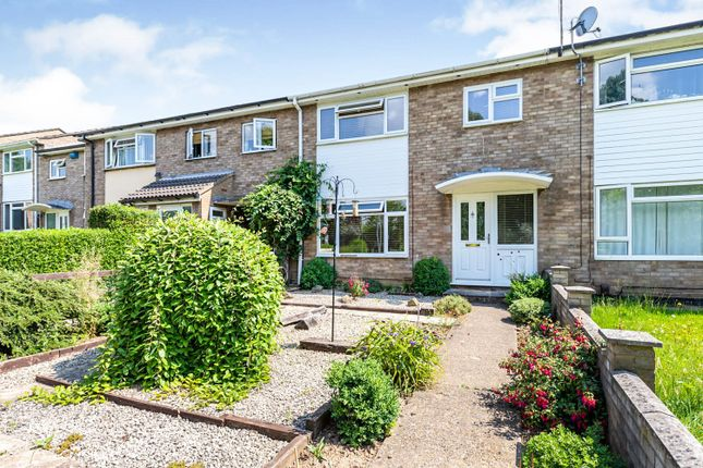 Thumbnail Terraced house for sale in Ellice, Letchworth Garden City