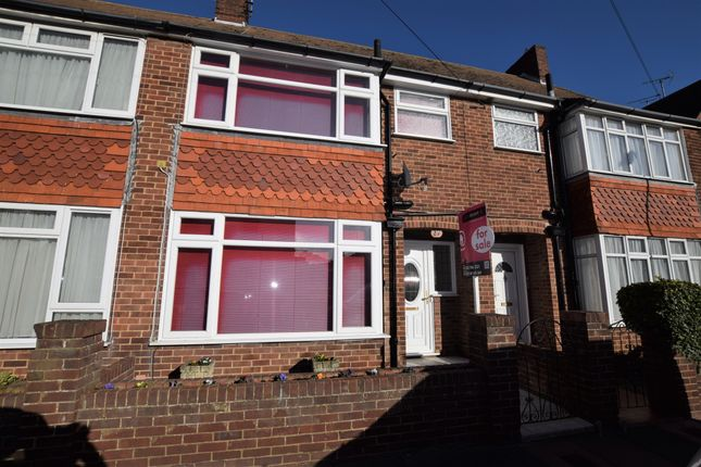 Terraced house for sale in Hyde Road, Eastbourne