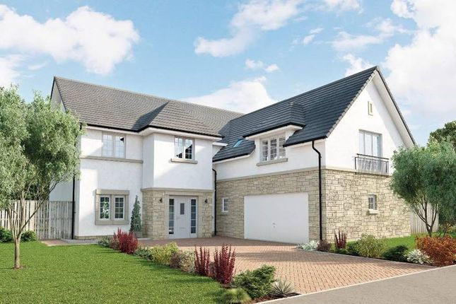 "Thumbnail 5 bedroom detached house for sale in ""The Ranald"" at Dalgleish Drive, Bearsden, Glasgow"